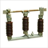 33KV ISOLATOR WITHOUT EARTH SWITCH WITH STRUCTURE