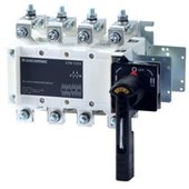 SOCOMEC,400A,MANUAL CHANGEOVER SWITCH + 1 AUX CONTACT