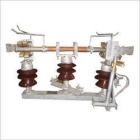 11 KV,400A ISOLATOR with EARTH BLADE with Structure