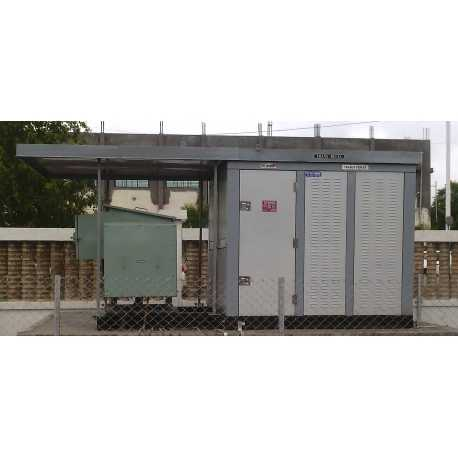 750KVA,11KV, COMPACT SUBSTATION WITH HT METERING