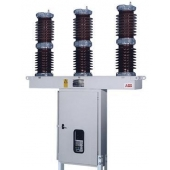 CGL 33 KV,1600A,OUTDOOR VCB with Mounting Structure.